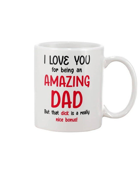 I Love You For Being Amazing Dad, But That Dick Is Really Nice Bonus! - Happy Father's Day 2020