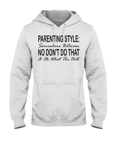 Parenting style WTH Christmas Shirt - Happy Father's Day 2020