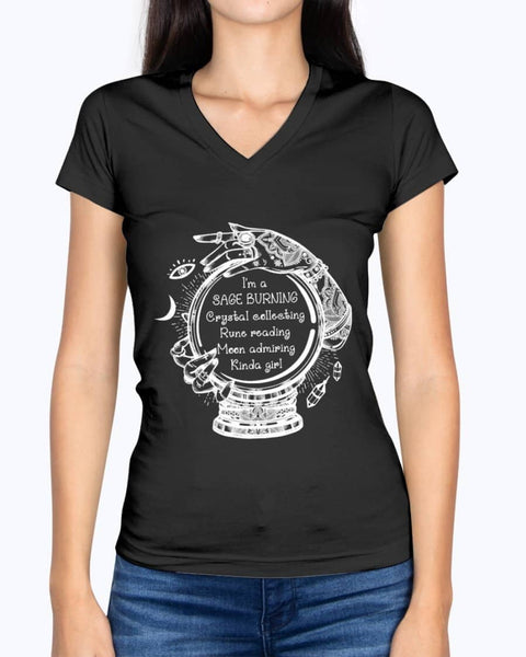 Tarot Reading Kinda Girl Shirt For Women - Happy Father's Day 2020