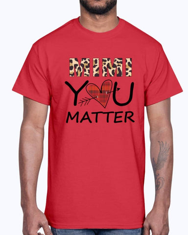 MIMI YOU MATTER Shirt - Happy Father's Day 2020