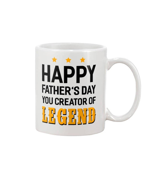 Happy Father's Day You Creator of Legend, Best Gift Ideas For Dad - Happy Father's Day 2020