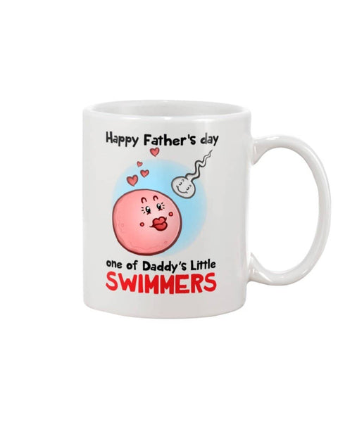 Happy Father's Day From One Of Daddy's Little Swimmers - Happy Father's Day 2020