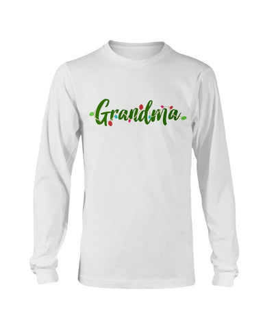 Grandma christmas lights Shirt - Happy Father's Day 2020