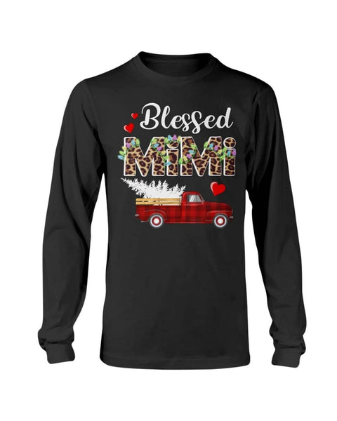 Blessed mimi Shirt - christmas 2019