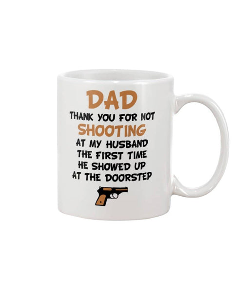 Shooting At My Husband - Happy Father's Day 2020