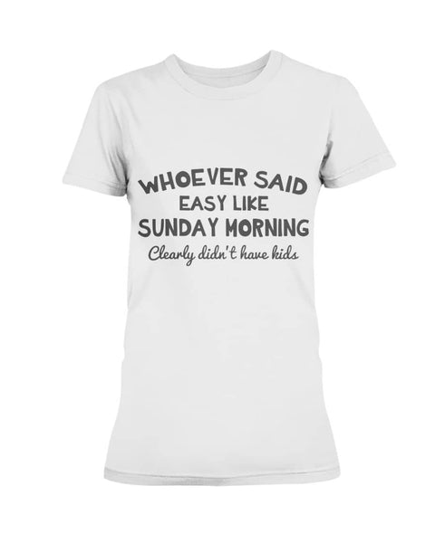 Easy like sunday morning Christmas Shirt - christmas 2019