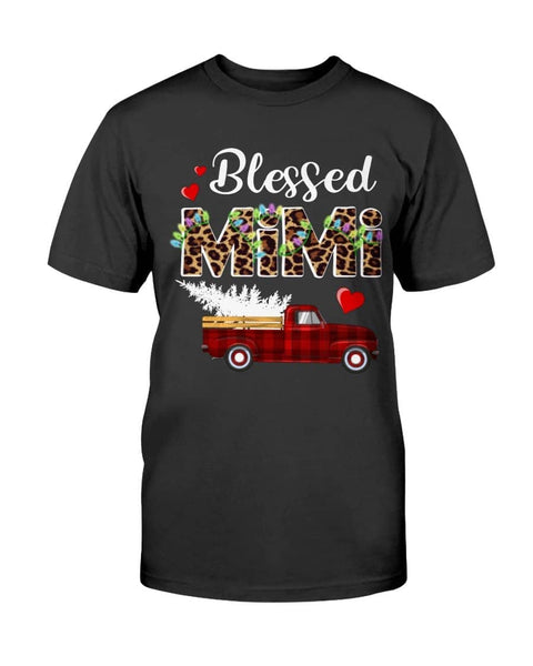 Blessed mimi Shirt - Happy Father's Day 2020