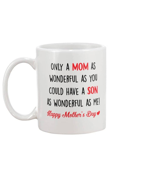 Have A Son Wonderful Mug - Happy Father's Day 2020