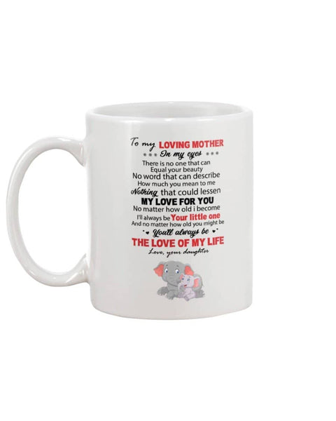 My Loving Mom Mug - Happy Father's Day 2020