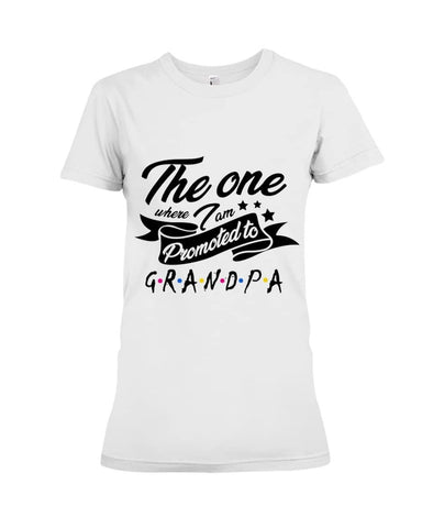 PROMOTED TO GRANDPA - christmas 2019