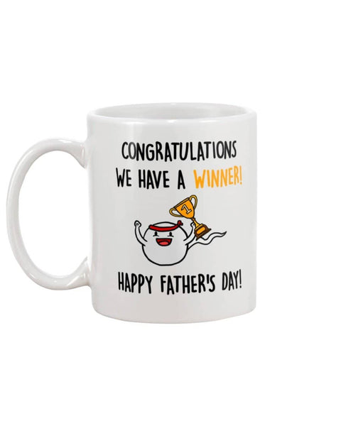Congratulation We Have A Winner! Happy Father's day! - Happy Father's Day 2020