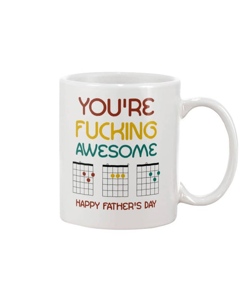Guitar Awesome Dad - Happy Father's Day 2020