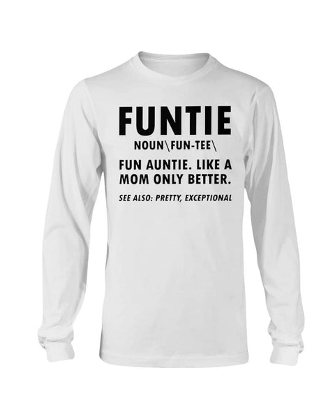 Funtie Christmas Shirt - Happy Father's Day 2020