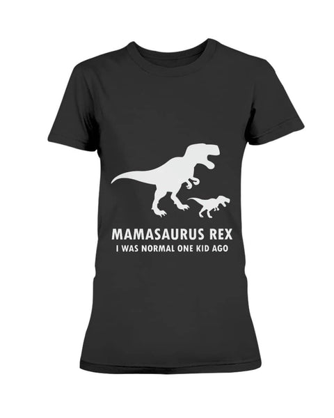 Mamasaurus Rex Normal Shirt - One Kid - christmas 2019