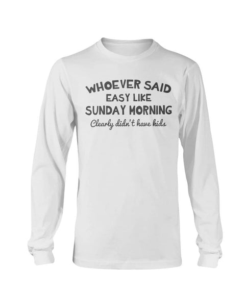 Easy like sunday morning Christmas Shirt - Happy Father's Day 2020