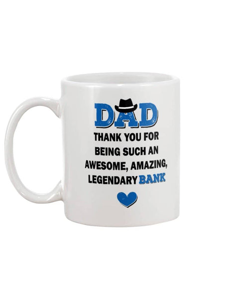 Awesome, Amazing, Legendary BANK! - Happy Father's Day 2020