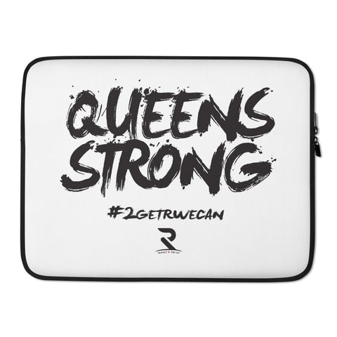 QUEENS STRONG Laptop Sleeve