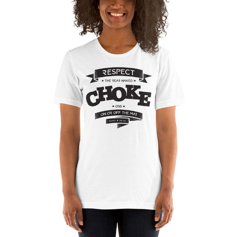 REAR NAKED CHOKE Woman's T-Shirt