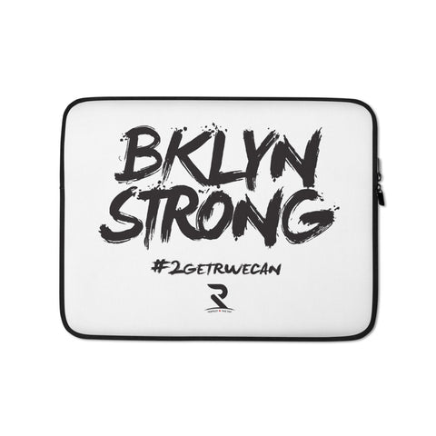 BKLYN STRONG Laptop Sleeve