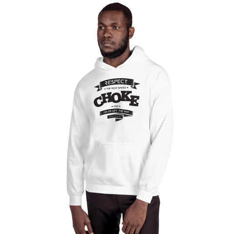 REAR NAKED CHOKE Men's Hoodie