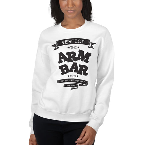 ARMBAR Woman's Sweatshirt