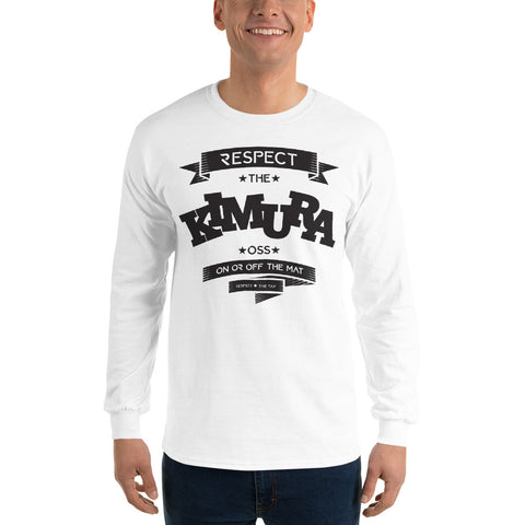 KIMURA Men's Long Sleeve T-Shirt