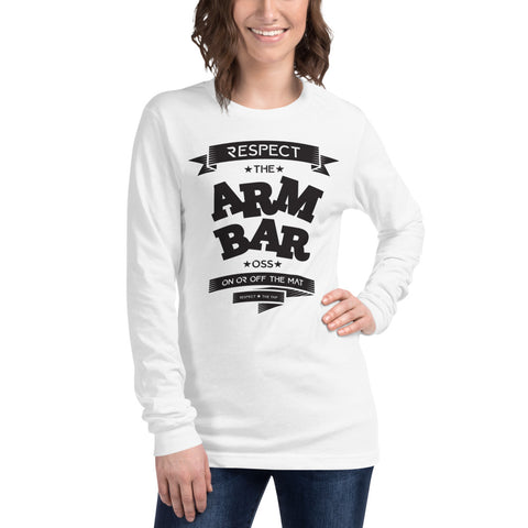 ARMBAR Woman's Long Sleeve Tee