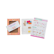 Load image into Gallery viewer, Jewellery Design Kit - Pom Poms and Beads