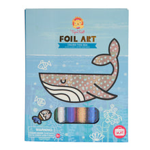 Load image into Gallery viewer, Foil Art - Under The Sea