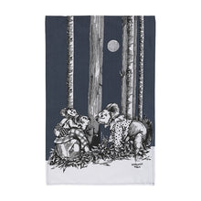 Load image into Gallery viewer, Blinky Bill Tea Towel Ink Set 2