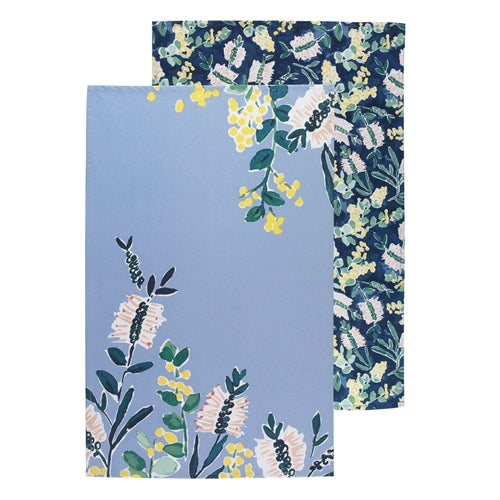 Kallista Tea Towels Set 2