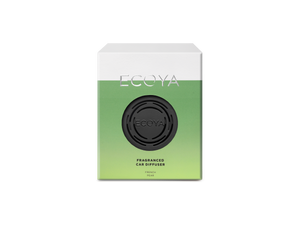Ecoya Car Diffuser - French Pear