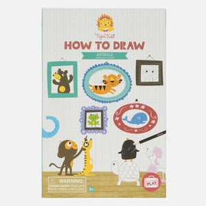 How To Draw- Animals