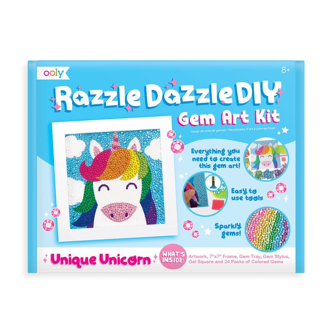 Unicorn DIY Gem Kit