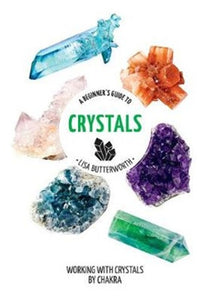 Book- Beginners Guide To Crystals
