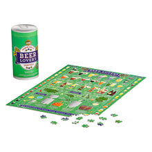 Load image into Gallery viewer, Beer Lovers Jigsaw Puzzle - 500 pc