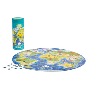 Endangered World Jigsaw Puzzle - 1000 pc