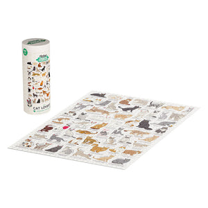 Cat Lovers Jigsaw Puzzle - 1000 pc
