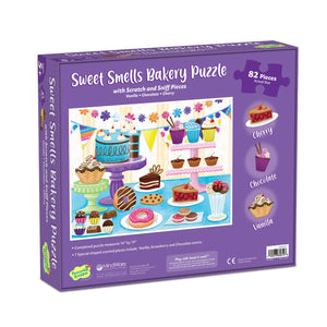 Sweet Smells Bakery - Jigsaw Puzzle