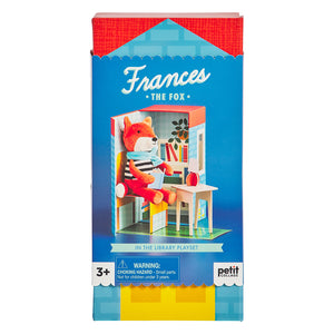 Frances The Fox Playset