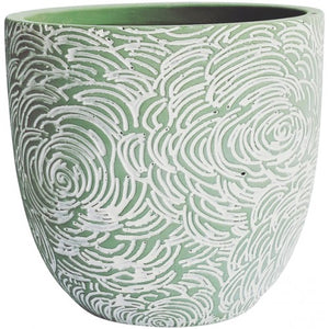 Rosa Planter Sage Small 13cm