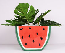 Load image into Gallery viewer, Watermelon Planter - 19cm