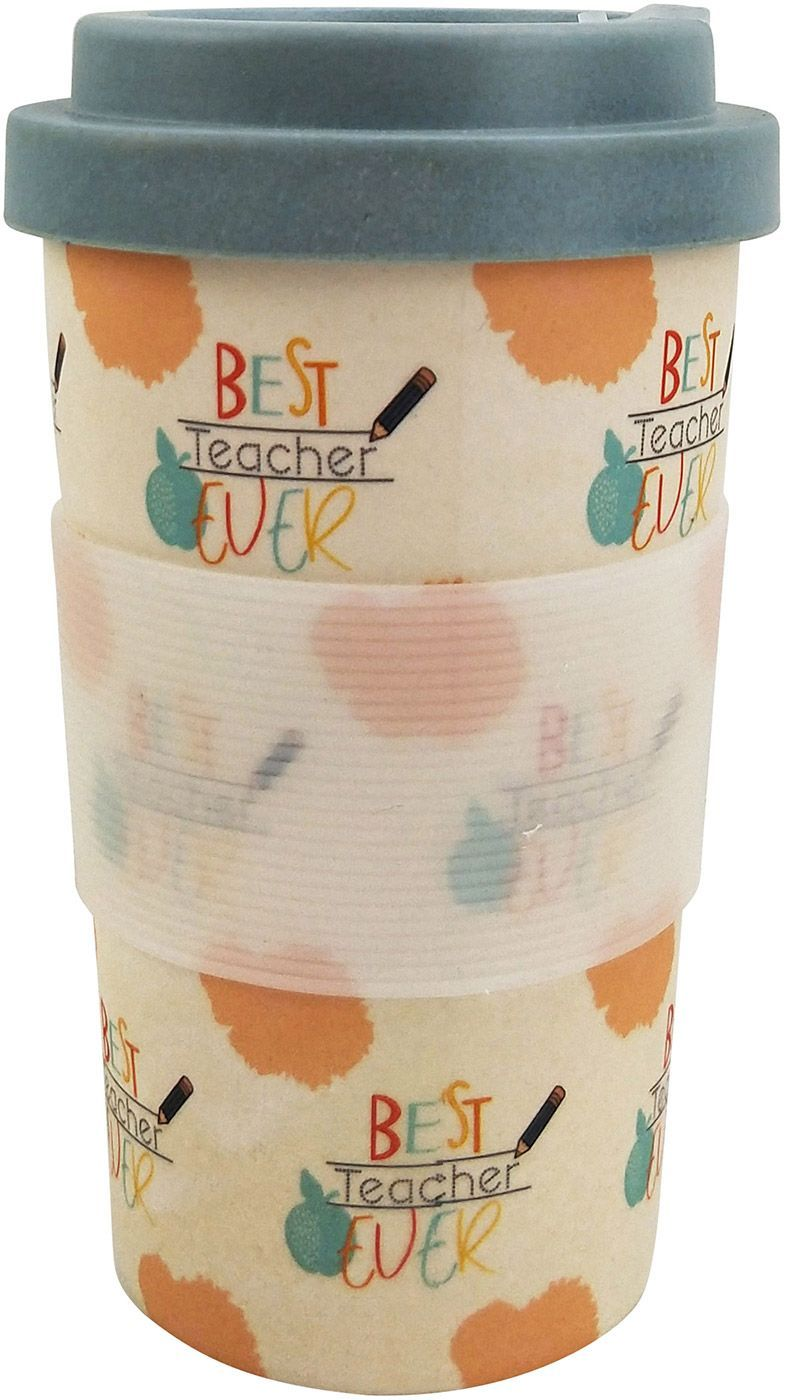 Best Teacher Eco Mug