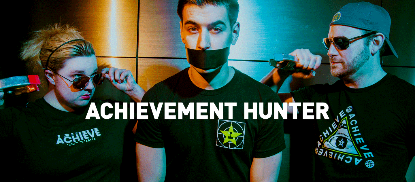 9fad4bc43 Achievement Hunter – Rooster Teeth Store
