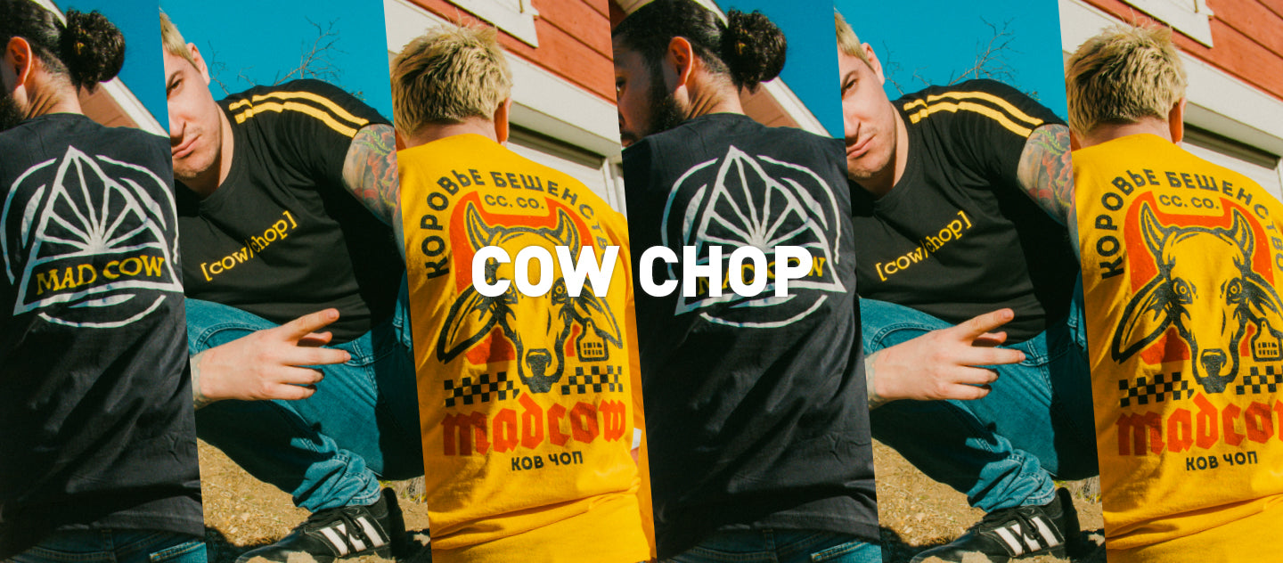 Cow Chop – Rooster Teeth Store dfd6cff9860f