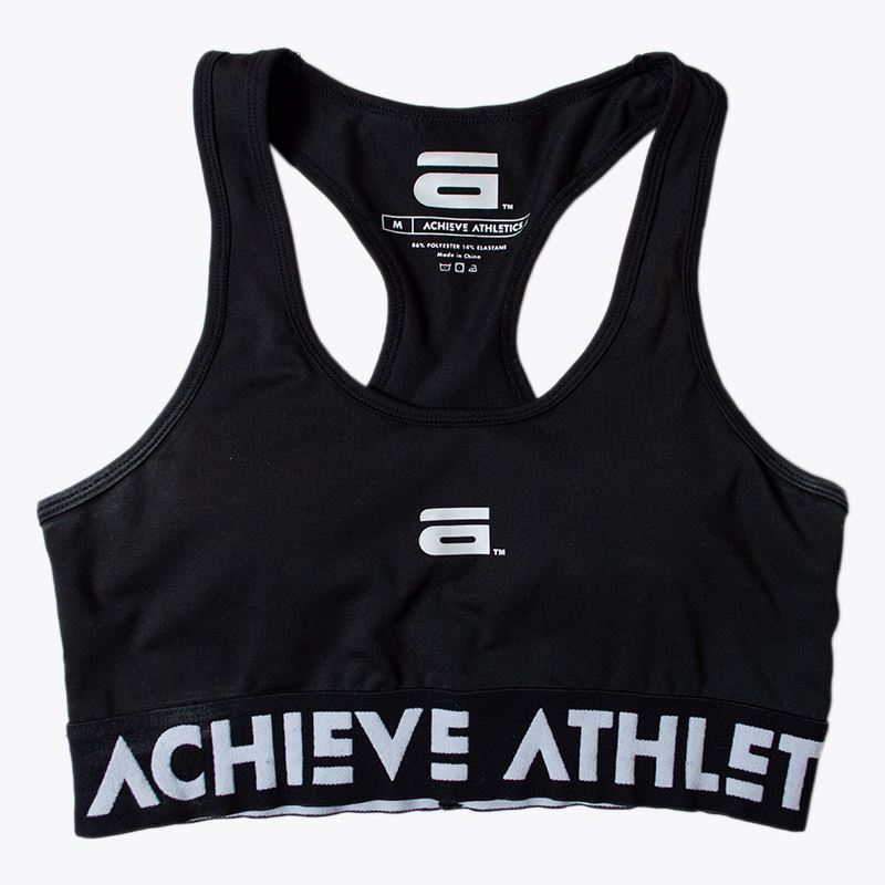 ACHIEVE Athletics Women's Sports Bra Top