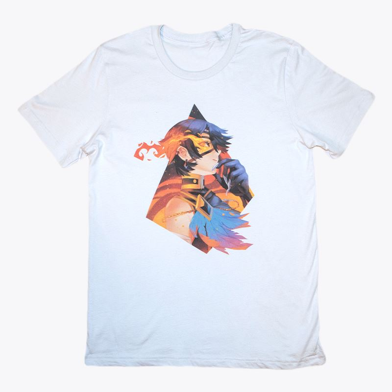RWBY Cinder the Fall Maiden T-Shirt