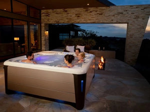 Hot Tub Enclosures for All Seasons