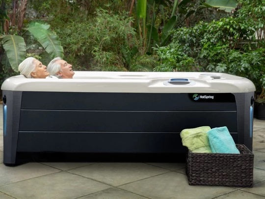 Choosing the Best Hot Tub for Lower Back Pain