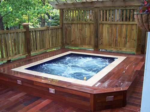 Types of Hot Tubs